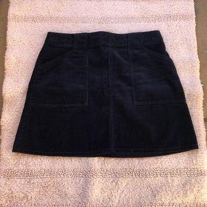 Urban Outfitters Corduroy Mini Skirt